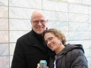 Steve & Jennifer Slattery