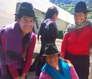 Ecuadoran Women
