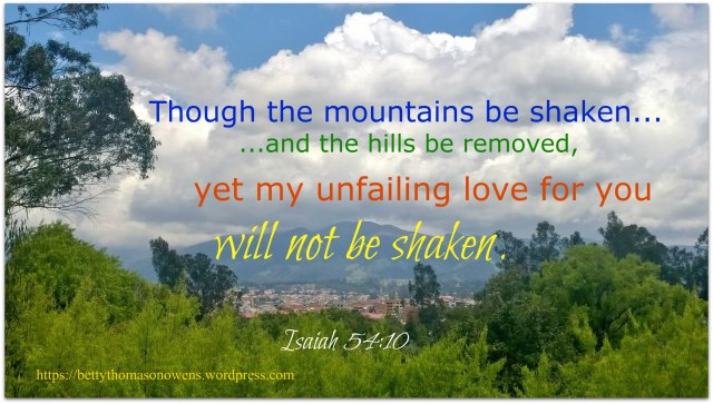 Ecuador Isaiah 49