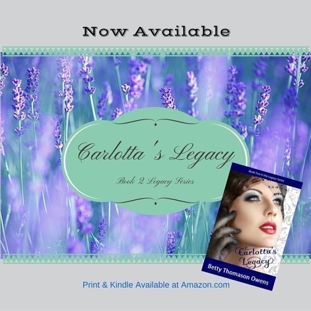 Carlotta's Legacy(1)