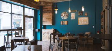 Mas Cafe, Cuenca, Ecuador